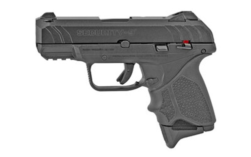 "Ruger Security-9 9mm Compact, 3.42"" Barrel, Hogue Grips, 10rd"