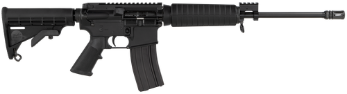 "Windham Weaponry Superlight SRC 223 ARF-15 Rem/556NATO, 16"" Barrel, 1:9 Twist, Black, 6 Position Stock, 1 Magazine, 30Rd"