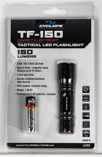 Cyclops Tactical Lght 150lum