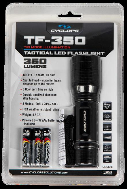 Cyclops Tactical Lght 350lum