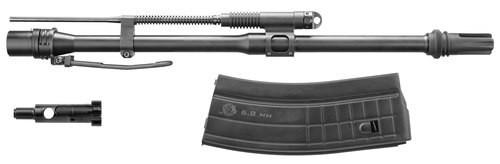 "Bushmaster ACR Conversion Carbine 6.8 Remington SPC II 16.5"" 25-Round No Sights Black Melonite"