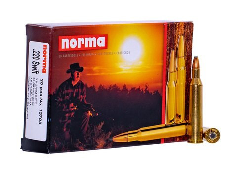 Norma Oryx 220 Swift 55Gr, 20 Bx/10 Cs