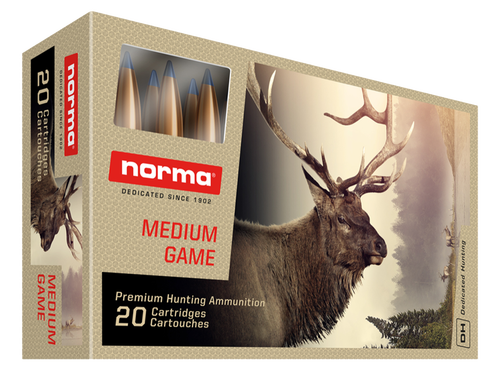 Norma Bondstrike Extreme 300 Win Mag 180 Gr, 20Rd/Box