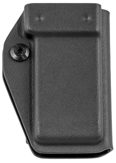 C&G Universal Single Mag Holder Glock 43 Single Stack, Kydex, Black