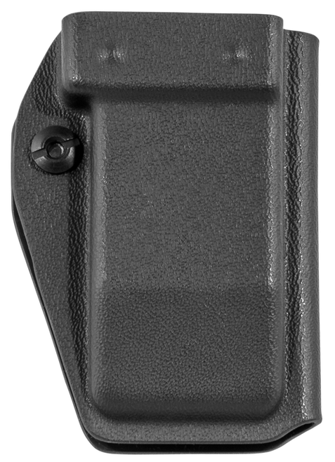 C&G Universal Single Mag Holder Glock 10/45 Double Stack, Kydex, Black