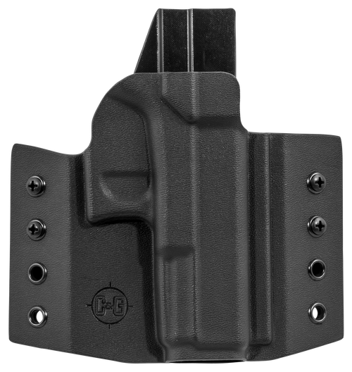 C&G Covert OWB Glock G19/G23, Kydex, Black