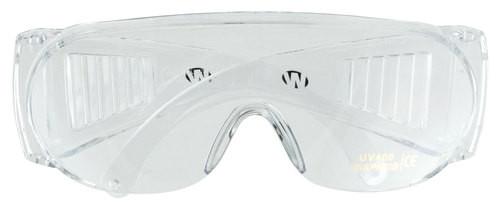 Walker Full Cover Shooting Glasses Clear