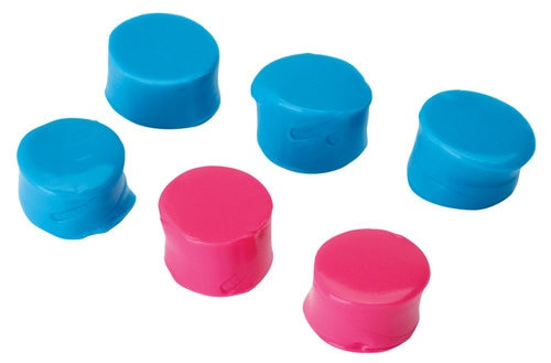 Walkers Silicone Putty Earplugs 32 dB Pink/Teal