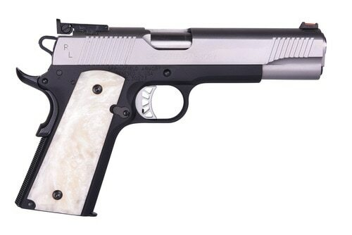 "Springfield 1911 Pistol Series Custom Two Tone Semi-Auto 45 ACP 5"" Barrel"