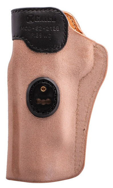 """Galco Scout 3.0 IWB Ruger SP101 2.25"""", Black"""