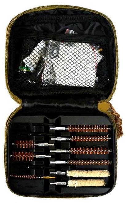Clenzoil Multi Caliber Rifle Kit Tan