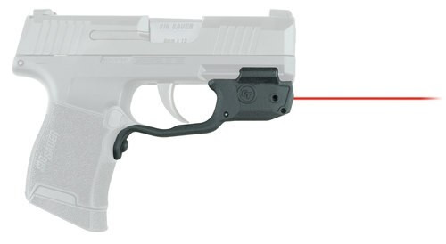 Crimson Trace Laserguard Red Laser Sig P365