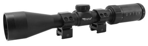 BSA Optix Hunting Series 4-12x 40mm Obj Black BDC-8