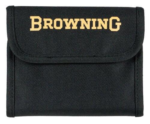 Browning Cartridge Carrier Flex Foam Synthetic Black 10 Rifle Cartridges