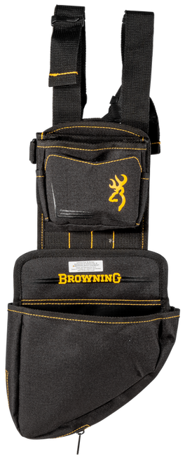 Browning Pouch/Shell Holder Pouch Ripstock Black