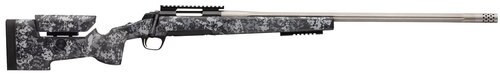 "Browning X-Bolt Target Bolt 6.5 Creedmoor, 26"" Barrel Stainless, McMillan A3-5 Urban Camo Stock, Blued Receiver, 3rd"