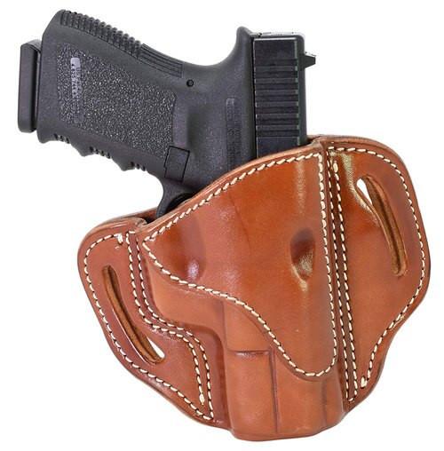 1791 Gunleather BH2.1 Glock 17, S&W Shield, Springfield XD9 Steerhide, Classic Brown