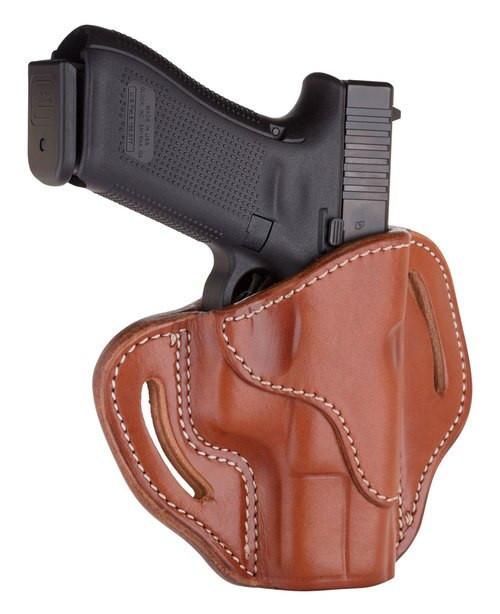 1791 Gunleather BH2.3 Glock 17, HK VP9, Sig P226 Steerhide, Classic Brown