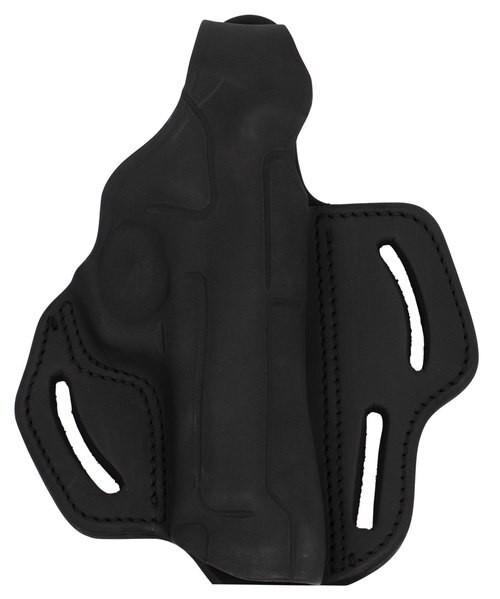 1791 Gunleather Multi-Fit Belt BHX OWB Glock 17, HK VP9, Sig P226, Black, RH