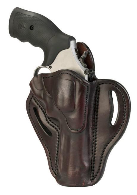 1791 Gunleather RVH OWB Ruger GP100, Signature Brown, RH