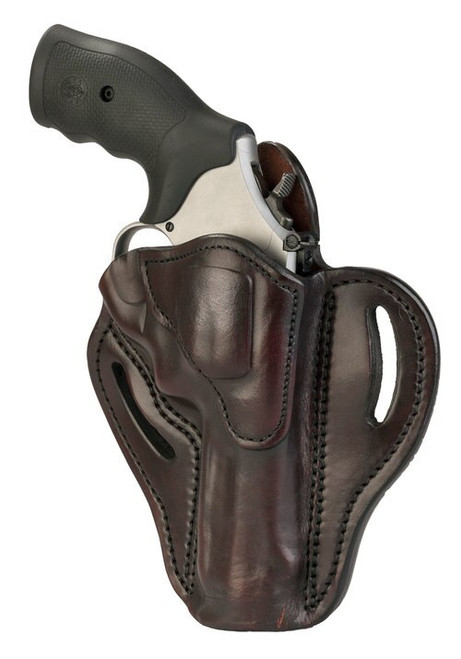1791, Revolver, Belt Holster, Size 2, Right Hand, Signature Brown, S&W K Frame, Leather