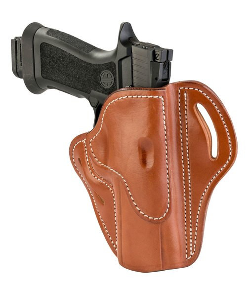 1791 Gunleather BH2.4 Sig P320, Springfield XDM, Walther PPQ, Steerhide, Signature Brown