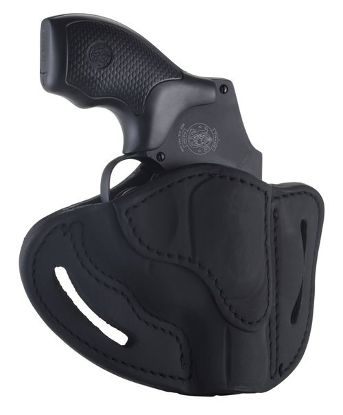 1791, Right Hand, Stealth Black, Fits J Frame, Ruger LCR, Taurus 85