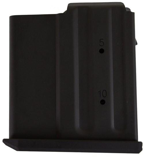 CZ 557 Magazine 243 Win/308 Win/7mm-08 Remington, Steel Black, 10rd