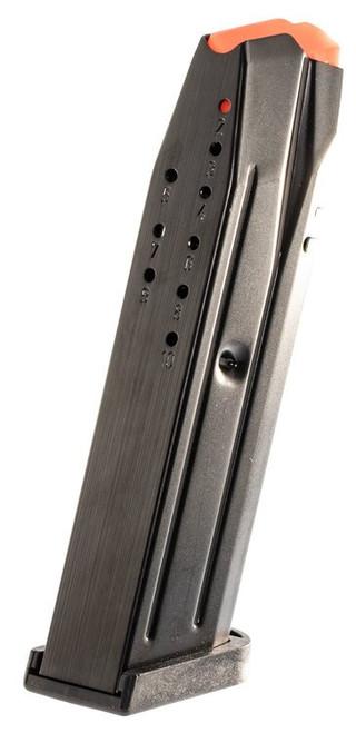 CZ P-10 Full Size Magazine 9mm, Steel Black, 10rd