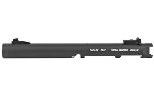 "Tactical Solutions Pac-Lite Ruger Mark IV, 6"" Matte Black Barrel 22LR"