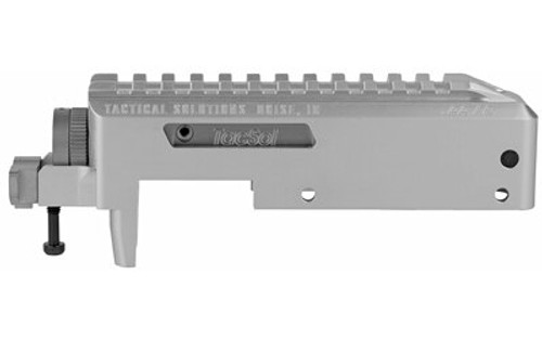Tactical Solutions X-Ring VR Takedown Receiver, Silver Takedown Action 22LR