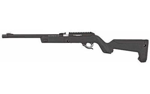 Tactical Solutions X-Ring Takedown VR, Magpul X-22 Backpacker Stock, Matte Black Takedown Action / Black Stock 22LR