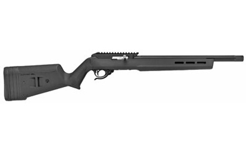 Tactical Solutions X-Ring VR, Magpul Hunter X-22 Stock, Matte Black Barreled Action / Black Stock 22LR