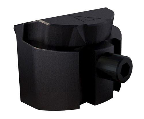 Rival Arms Grip Plug Glock Gen4 Aluminum Black