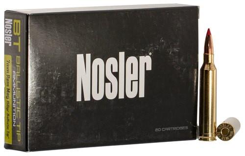 Nosler Ballistic Tip 7mm Rem Mag 150gr, Ballistic Tip, 20rd Box
