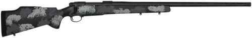 "Nosler M48 Long-Range 28 Nosler, 26"" Barrel, Carbon Fiber MCS Midnight Camo Stock, Sniper Grey Cerakote, 3rd"