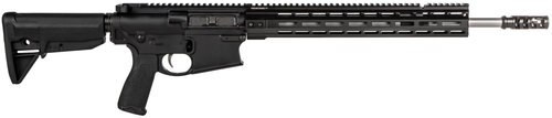 "Primary Weapons Systems MK218 MOD 1-M AR, 6.5 Creedmoor, 18"" Barrel, Black, Collapsible Stock, 20Rd"