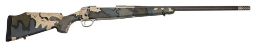 "Fierce Carbon Fury .300 Win Mag, 24"" Carbon Barrel, Kuiu VIAS Camo Stock W/Brake"