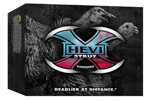 """HEVI-Shot Hevi-X Strut 12 Ga, 3.5"""", 1-3/4oz, 6 Shot, 5rd Box"""