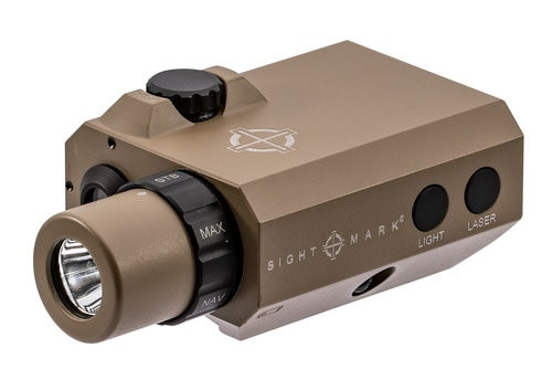 Sightmark LoPro Mini Laser/Light Combo Green Laser Picatinny/Weaver Flat Dark Earth