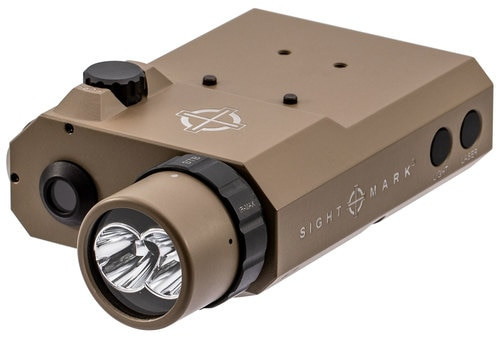 Sightmark LoPro Laser/Light/IR Combo Green Laser Picatinny/Weaver Flat Dark Earth