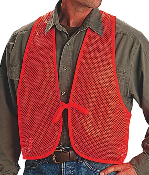 Allen Blaze Orange Hunter's Safety Vest