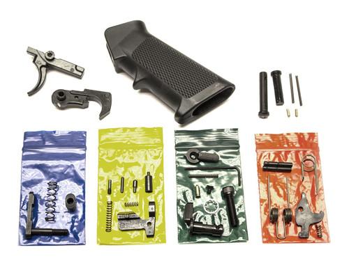 CMMG .308 Premium Lower Parts Kit, MK3 w/ Ambi Safety Selector