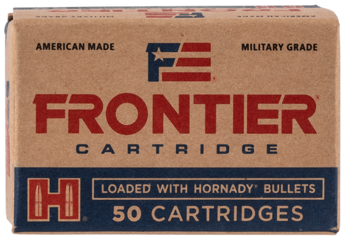 Frontier Lake City 223 Rem, 55gr, Full Metal Jacket, 50rd Box