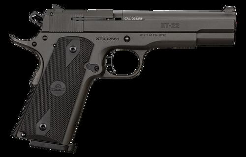 Rock Island XT22 22 Magnum, Black Parkerized