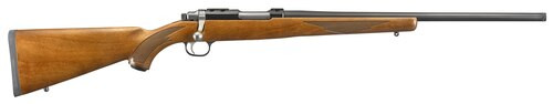 """Ruger 77/22 22 Hornet, 20"""" Blued, Fixed Stock Right Hand, 6rd"""