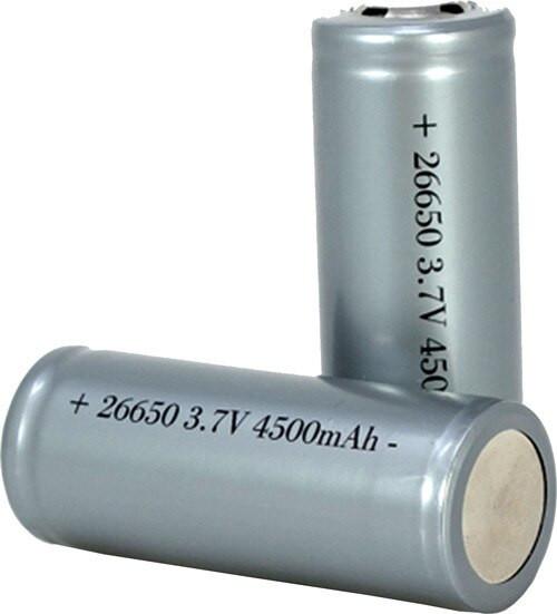 Predator Battery Pair 26-650 Lithium Ion 4500mah