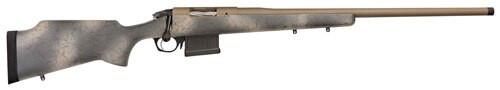 "Bergara Approach Rifle 7mm-08 Rem, 22"" Threaded Barrel, Sand Camo"