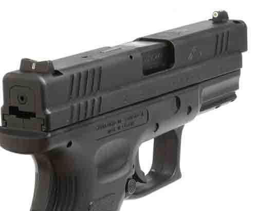 XS DXT Standard Dot - Sig P225, P226, P228, P229, P320, Springfield XD, XDM & XDS Tritium Front, Tritium Rear