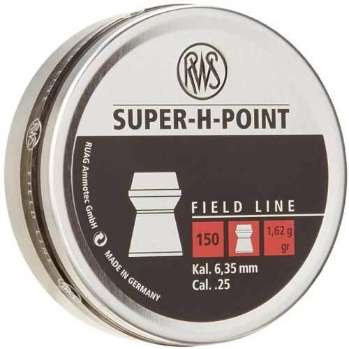 Umarex RWS Super-H-Point Field Line 25 Pellet